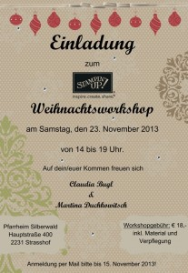 Einladung Workshop1