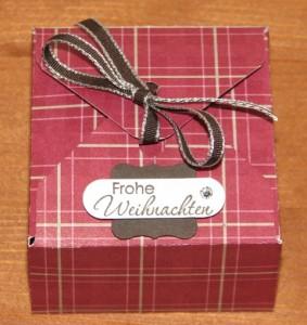 tab tie box