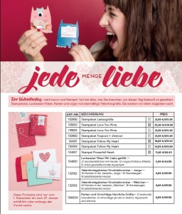 jede menge liebe