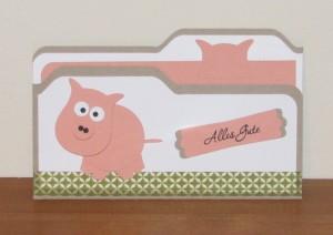 schwein. karte