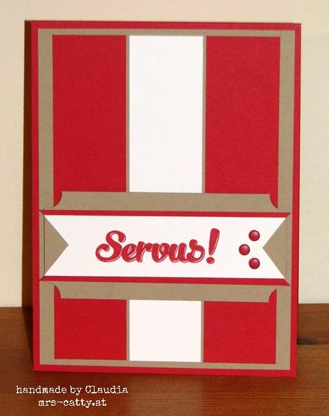 servus!1