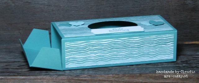 2. Box für Taschentüchera