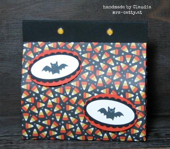 halloween mini-tasche a