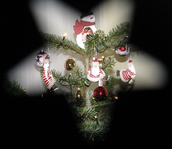 Christbaum Stern 2