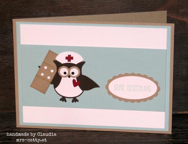 Eulen-Krankenschwester 1