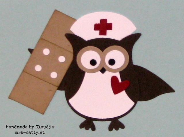 Eulen-Krankenschwester 2