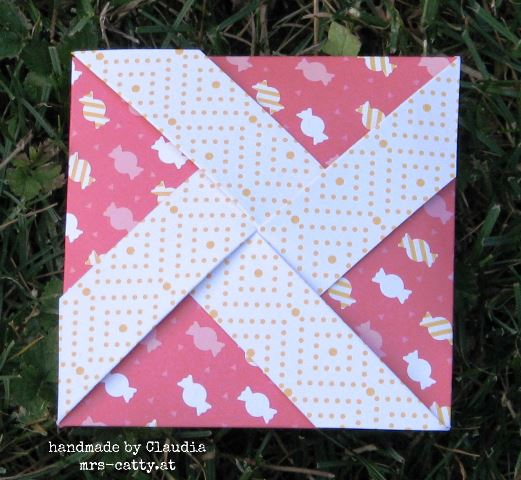 Pinwheel Fun Fold Card 2