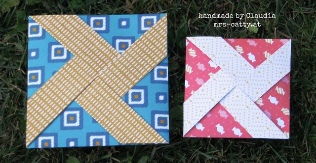 Pinwheel Fun Fold Card 3