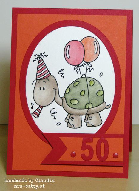 Ein 50er im Zeichen der Schildkröte 2
