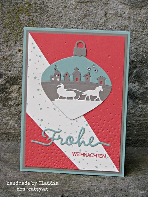 Eine untypische Weihnachtskarte
