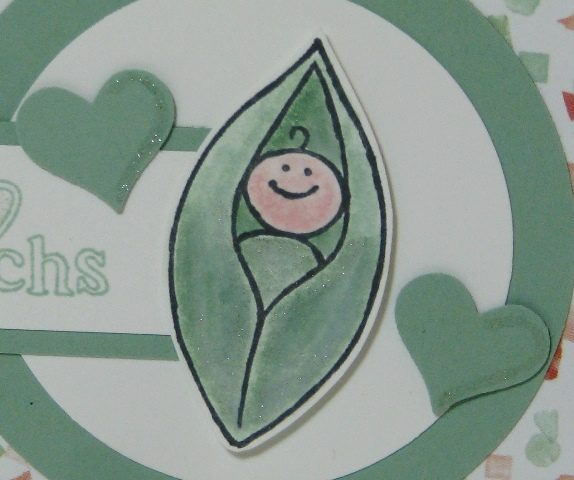 Das Erbsenbaby 2