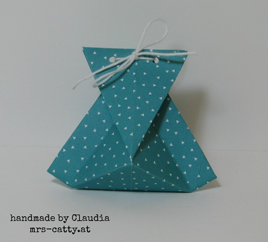 Origami Treat Pouch 1