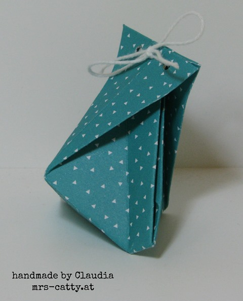Origami Treat Pouch 2