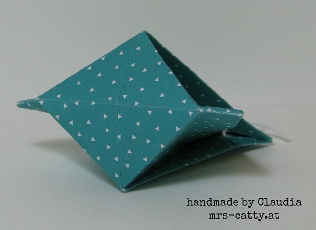 Origami Treat Pouch 3