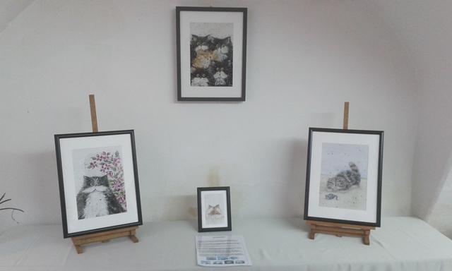 Ausstellung Anita 1