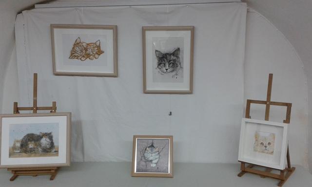 Ausstellung Anita 2