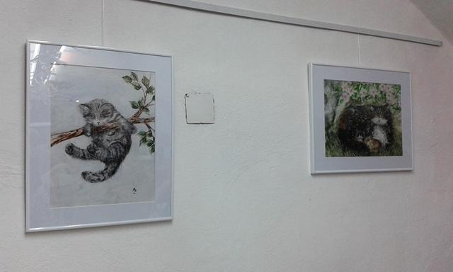 Ausstellung Anita 3