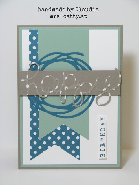Happy Birthday, Stampin`Up!