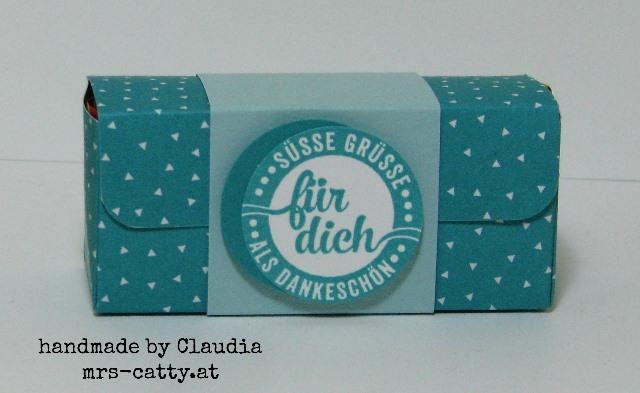 Süße Grüße 1, Stampin`Up!, Verpackung