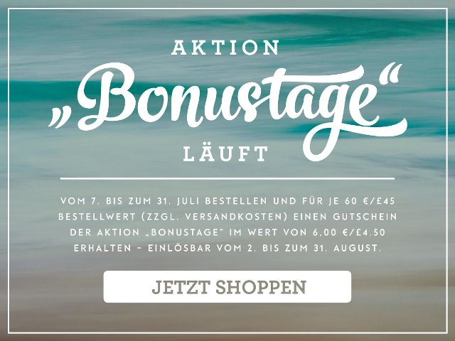 Aktion Bonustage 1