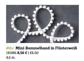 Mini-Bommelband