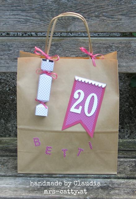 Betti ist 20