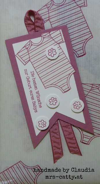 Geschenkpapier selber gemacht 2