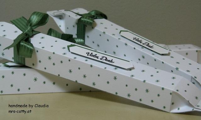 Verpackung für ein Amicelli 2
