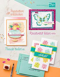 Frühjahr-/Sommer-katalog