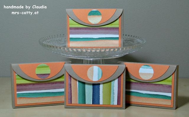 Verpackung, Schachtel voller Liebe, Stampin`Up!