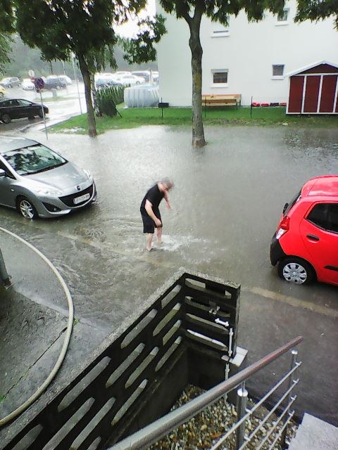 Hochwasser 1