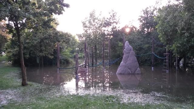 Hochwasser 2