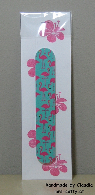 Flamingo-Fantasie, Goodie, Inhalt, Stampin`Up!