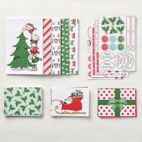 Karten-Sortiment Erinnerungen & Mehr – In Der Weihnachtswerkstatt