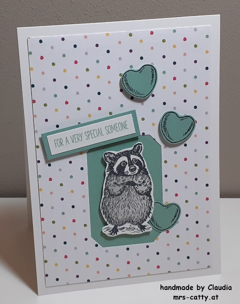 Special someone, Karte, Geburtstag, Stampin Up! 2