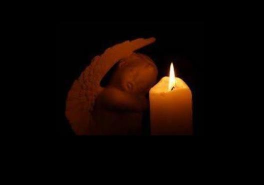 Engel-Kerze