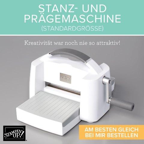 Stanz-und Prägemaschine Standardgröße
