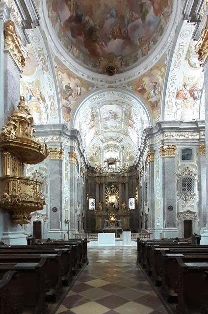 Basilika Altar