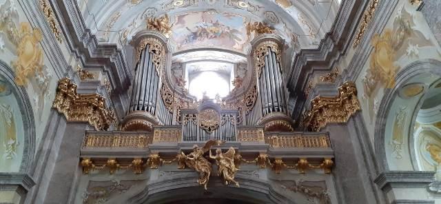 Basilika Orgel